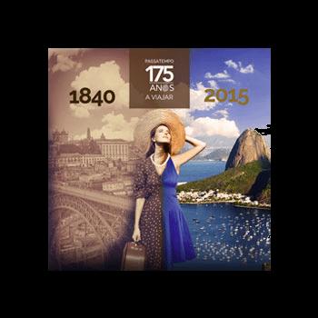 175 Anos a Viajar