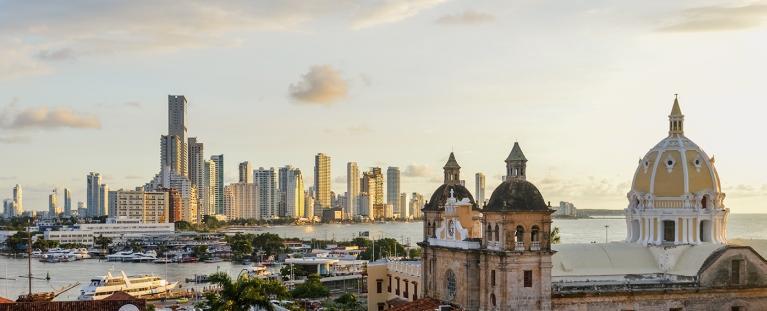 PERU E<br>COLÔMBIA