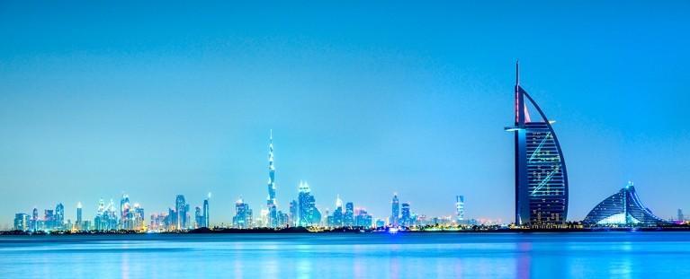 Emirados e Omã