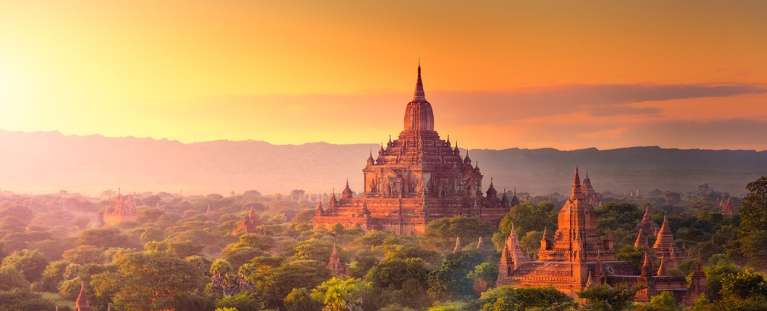 Tailândia e Myanmar
