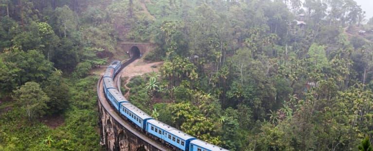 Tailândia e Sri Lanka