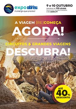Revista Expo Abreu - Circuitos e Grandes Viagens