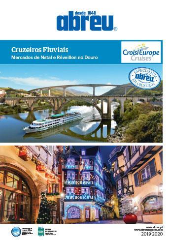 Cruzeiros Fluviais - Mercados de Natal e Réveillon no Douro -  2019/2020