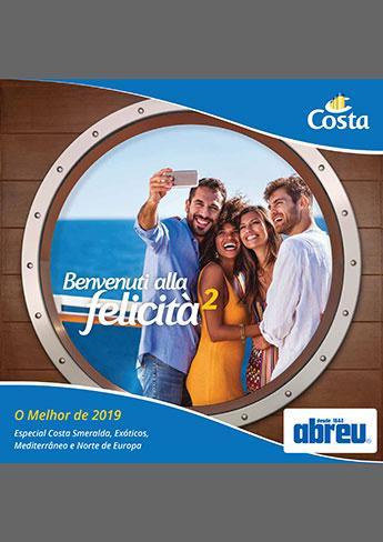 Costa - O Melhor de 2019