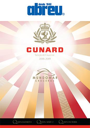 Cruzeiros Cunard 2018/19