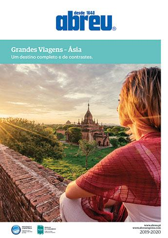 Grandes Viagens - Ásia 2019/2020