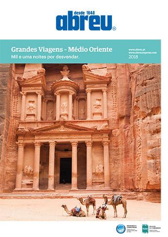 Grandes Viagens -  Médio Oriente 2018/19