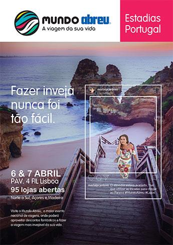 Mundo Abreu 2019 - Estadias Portugal