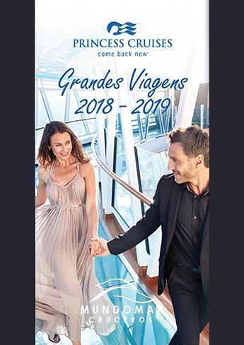 Princess Cruises - Grandes Viagens 2018/19