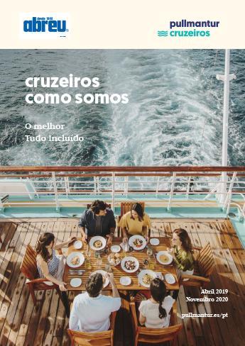 Pullmantur Cruzeiros 2020