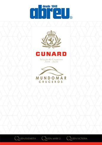 Cruzeiros Cunard 2019