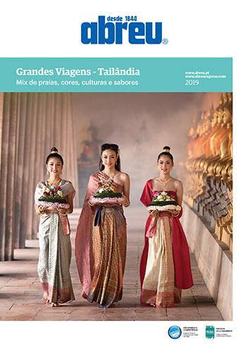 Grandes Viagens - Tailândia 2019