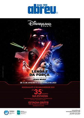 Disney - Lendas da Força 2019/2020
