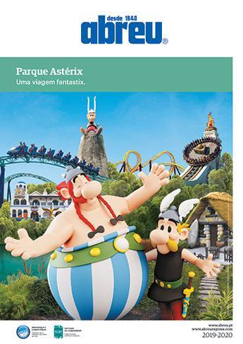 Parque Astérix 2019/2020