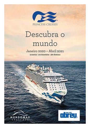 Princess Cruises - 2020/2021