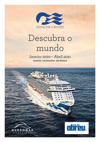 Princess Cruises - 2020/2021