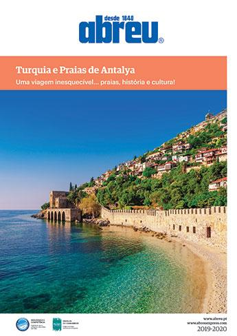 Turquia e Praias de Antalya - 2019/2020