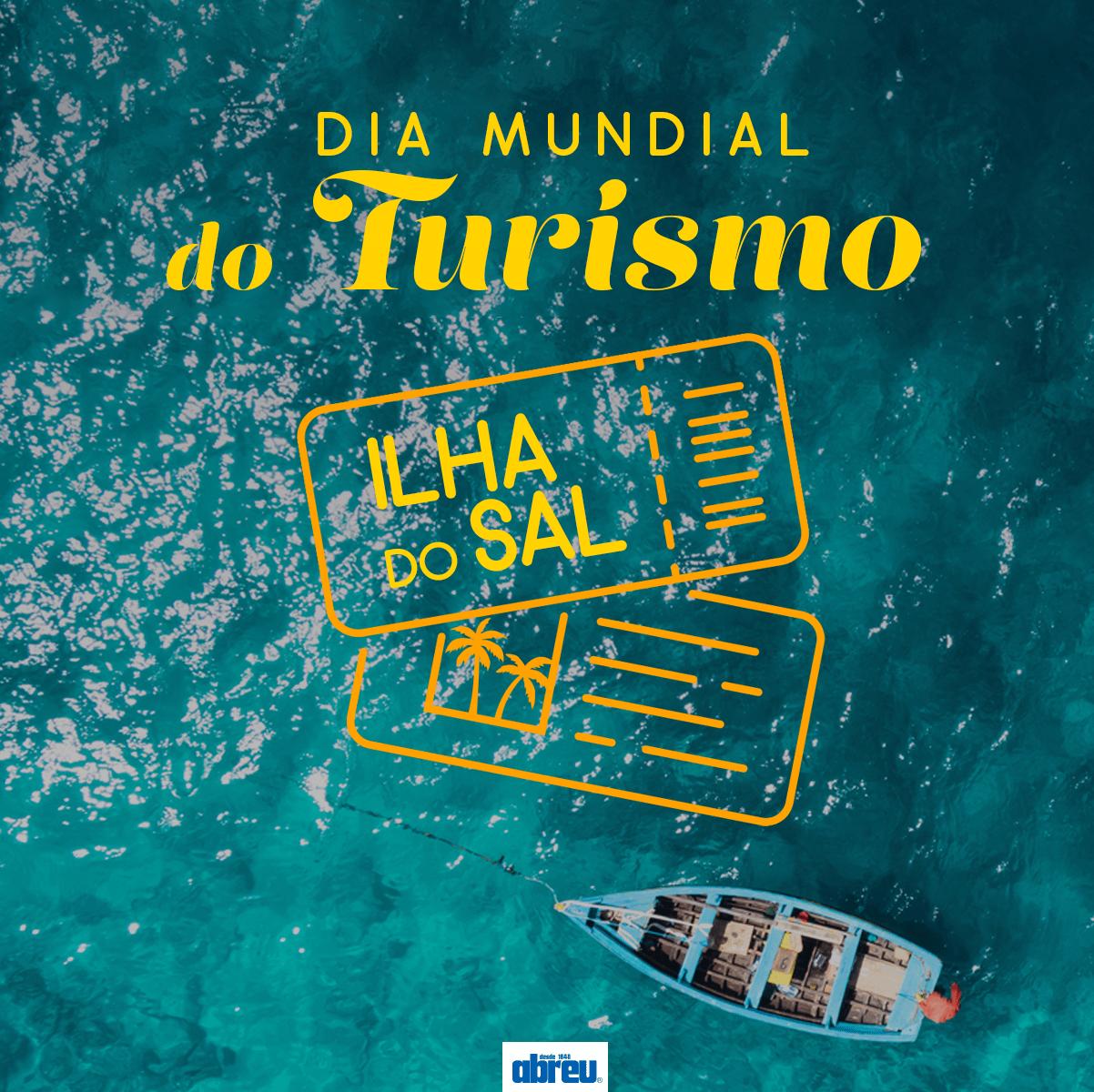 Passatempo Dia Mundial do Turismo