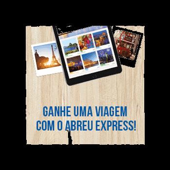 Ganhe uma viagem com AbreuExpress