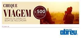 Cheque 500€