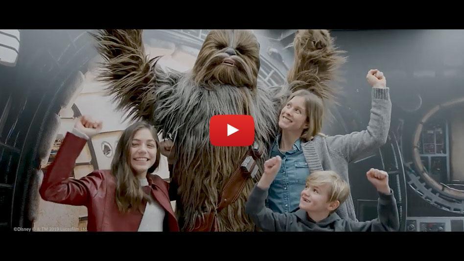 Lendas da Força: Uma Celebração Star Wars™