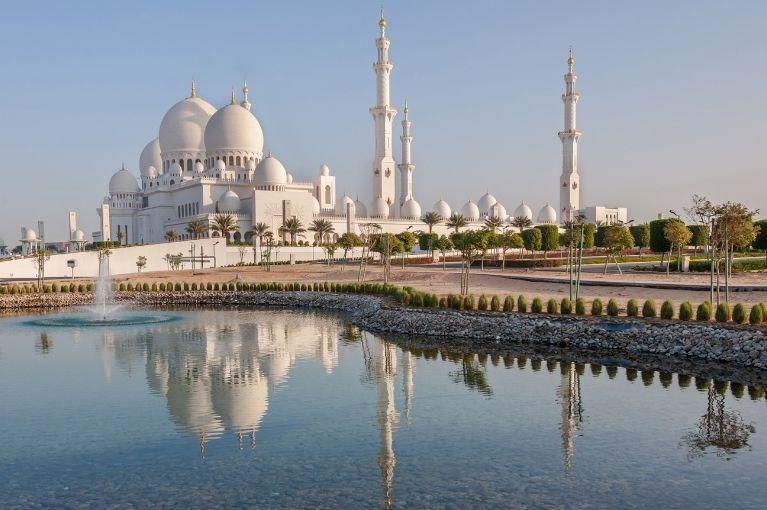 Emirados<br>Árabes Unidos