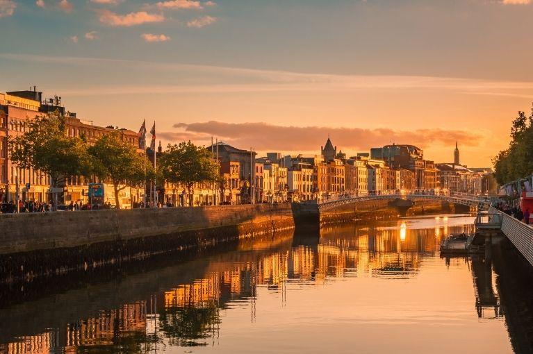 Encantos<br>da Irlanda
