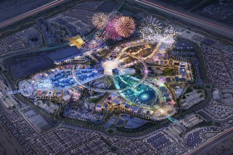 Especial<br>Expo Dubai