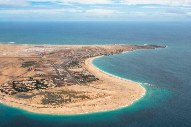 Ilha do Sal <br> Natal e Fim Ano