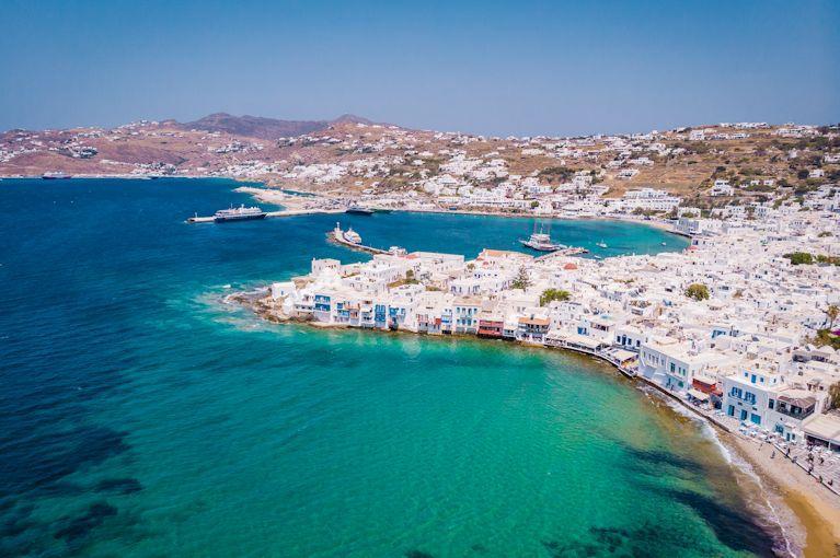 Ilhas Gregas no Orchestra