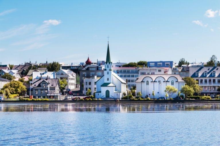 Lendas Islândia