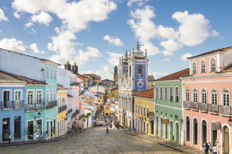 Madeira,<br>Canárias e Brasil