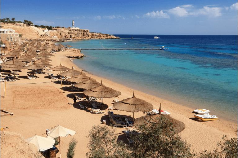 Cairo e Sharm