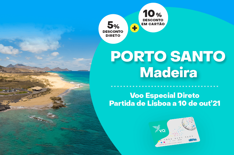 Campanha VA Porto Santo
