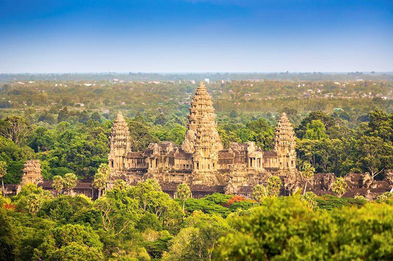 Vietname, Camboja e Tailândia