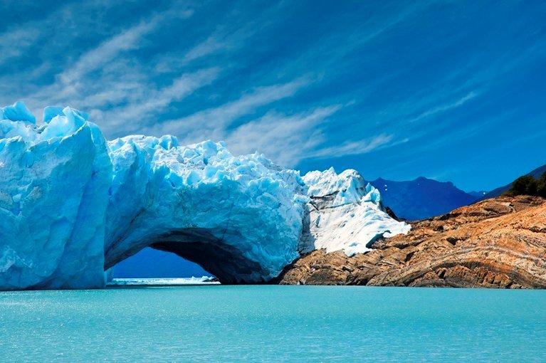 Argentina<br>dos Glaciares