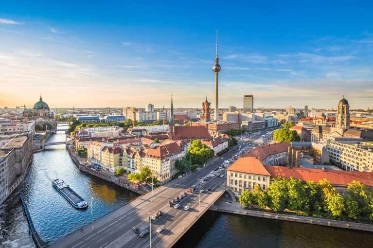 Berlim e Praga
