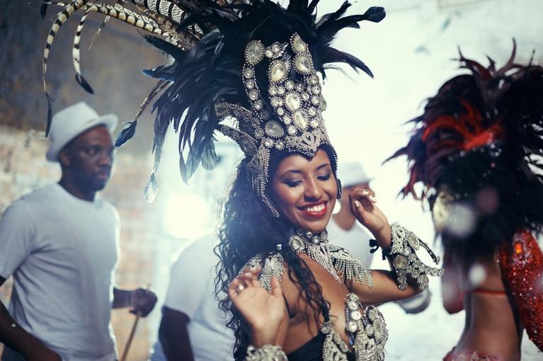Carnaval <br> Rio de Janeiro, Brasil