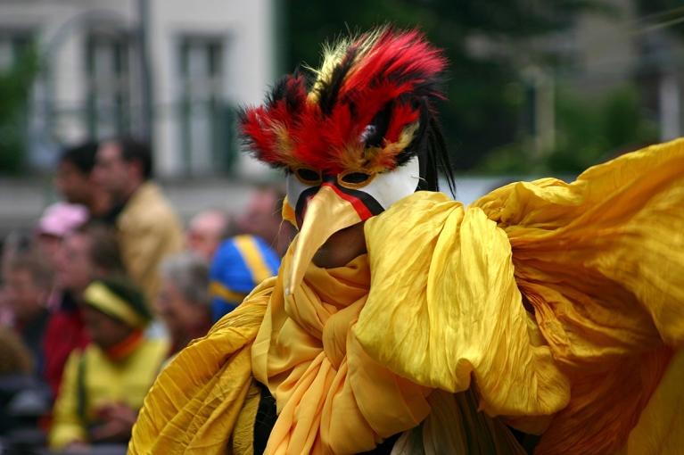 Carnaval Culturas <br> Berlim, Alemanha