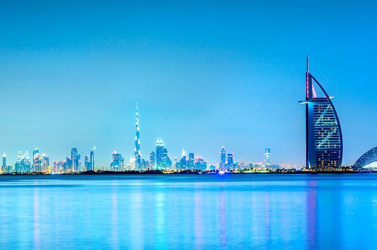 Dubai - Passagem Ano