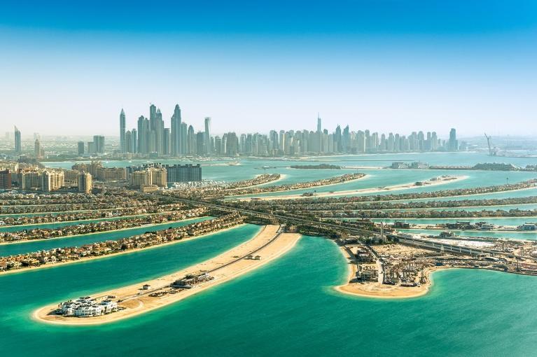 Dubai, Oásis Deserto