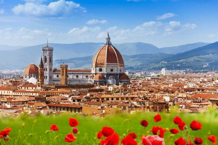 de Roma a Veneza