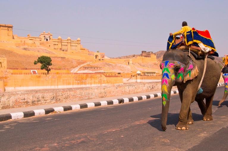 Paisagens Índia
