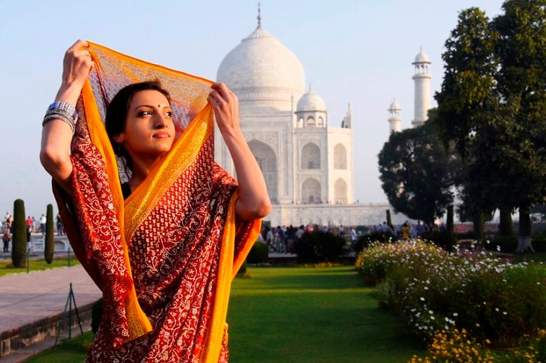 Paisagens<br>da Índia