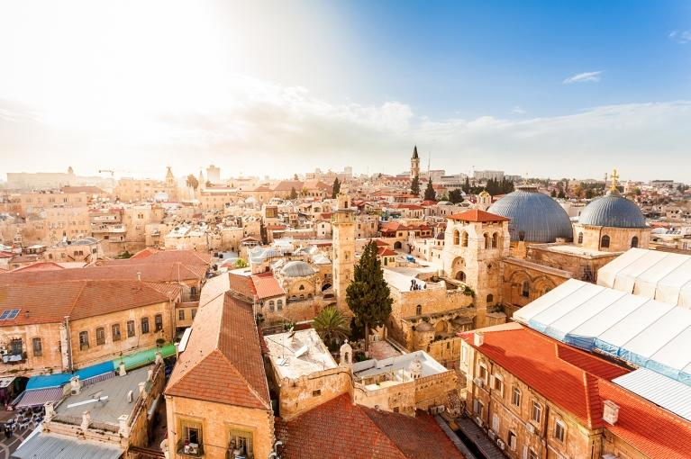 Israel<br>Terra Santa