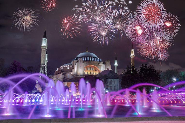 Istambul | Fim de Ano