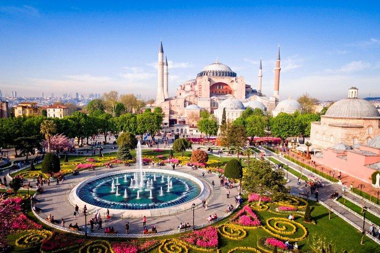 Tesouros<br>da Turquia