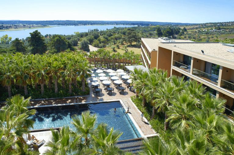 Hotel Lago Montargil 4*