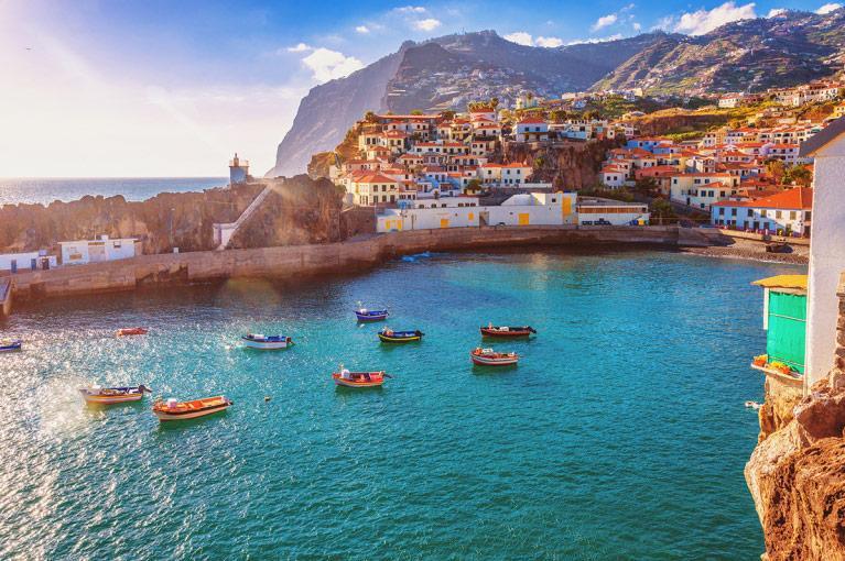 Madeira e P. Santo