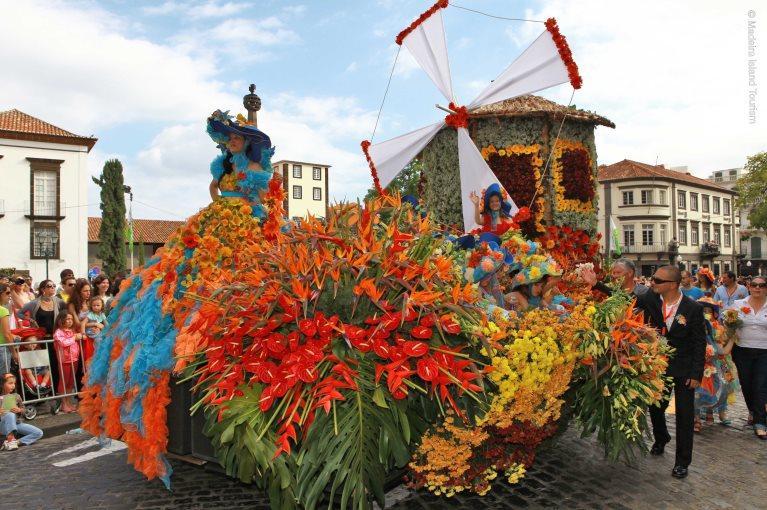 Festa da Flor <br> Funchal, Madeira